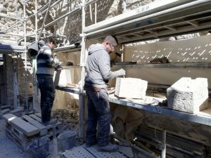 tailleurs de pierre