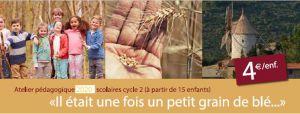 atelier petit grain de blé